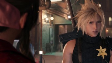 Final Fantasy 7 Remake - Трейлер TGA 2019 на русском - VHSник