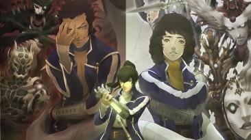 История серии Persona Часть 1 Персона Карла Юнга Мегатен Персона 1,2