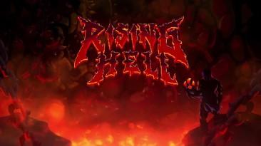 Трейлер Rising Hell