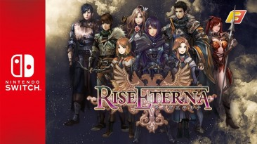 "Стала известна дата релиза адвенчуры ""Rise Eterna"" для Nintendo Switch"