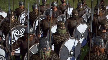 "Total War Saga: Thrones of Britannia ""Total Variation Enhancer"""