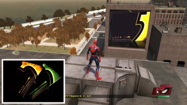 Spider-man : web of shadows - пасхалки
