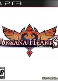 Обложка игры Arcana Heart 3