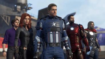 Разработчики Marvel's Avengers планируют переработать получение опыта; Косметику будет немного легче получить в будущем