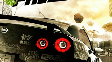 "Need for Speed ProStreet ""Unofficial Motion Picture Soundtrack"""