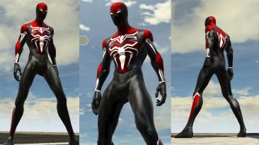 """Spider-Man: Web of Shadows """"Красный концепт костюма 2"""""""