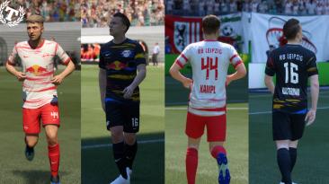 """FIFA 21 """"Домашняя и выездная форма Лейпцига 2021-22"""""""