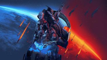 "Mass Effect Legendary Edition ""Упрощенный лаунчер - фикс AVX"""
