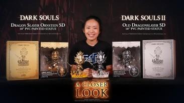 Мимимишный хардкор: В продажу поступят фигурки Орнштейна Драконоборца из Dark Souls