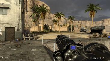 "Serious Sam 3: BFE ""XM214-A Minigun Black Edition (From SS2)"""
