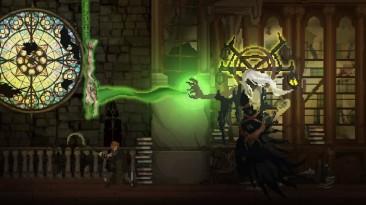Новый трейлер мрачной ролевой игры Dark Devotion, посвящённый консольному релизу