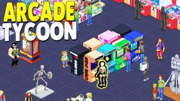 В раннем доступе состоялся выход Arcade Tycoon
