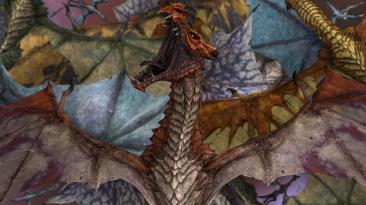 """Skyrim """"Улучшенные битвы с драконами"""""""