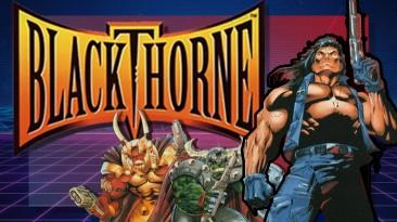 Blackthorne - Принц Персии с дробовиком