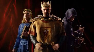 У Crusader Kings 3 всё прекрасно: Спустя пару часов после релиза в игру сыграло уже почти 100 тысяч человек!