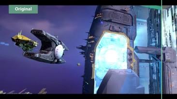 """Homeworld 2 """"Сравнение графики оригинала и Remastered"""""""
