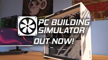 В Steam появился симулятор сборщика ПК
