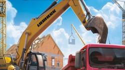Construction Simulator 2015: Сохранение/SaveGame (Куплена вся техника, открыта база в городе, ничего не пройдено)