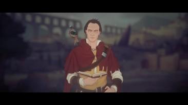 Ash of Gods - Cюжетный трейлер