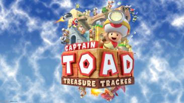 Новый трейлер Captain Toad: Treasure Tracker для Switch и 3DS, готовящейся к релизу 13 июля