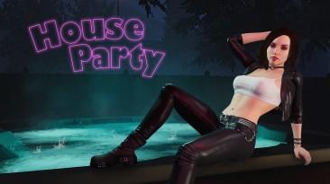 Массовые оргии появятся в порноигре House Party уже в сентябре