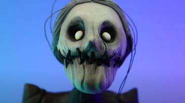 Профессиональный скульптор создает своих собственных монстров в духе Little Nightmares