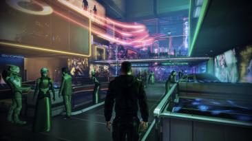 """Mass Effect """"Широкоформатный фикс"""""""