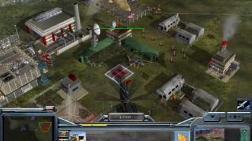 "Command & Conquer Generals: Zero Hour ""Карта - Seige"""