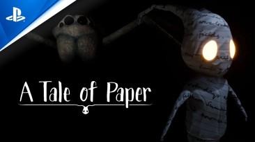 A Tale of Paper: Complete Edition анонсировано для PS5