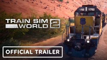 Train Sim World 2 получила новое дополнение Cane Creek: Thompson - Potash