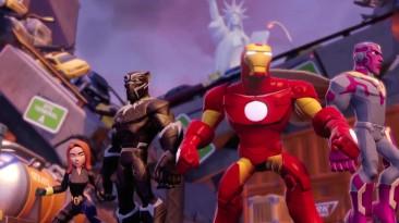 Disney Infinity 3.0: Marvel Battlegrounds Play Set - Релизный трейлер | PS4, PS3