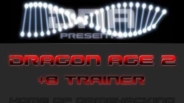 Dragon Age 2: Трейнер (+8) [1.03] {HoG}