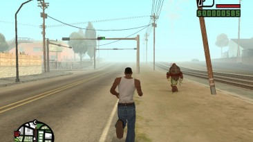 "Grand Theft Auto: San Andreas ""Охота за Сиджеем злой черепахой-Рафаэлем (SA) 1.0"""