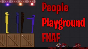 """People Playground """"Five night at Freddy"""""""