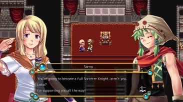 Геймплей Chronus Arc на Nintendo Switch