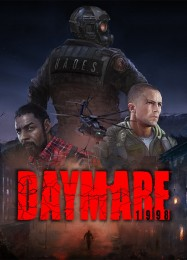 Обложка игры Daymare: 1998