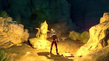Новый трейлер RPG в открытом мире Decay of Logos