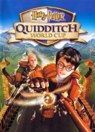 Обложка игры Harry Potter: Quidditch World Cup