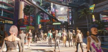 Сравнение заявлений CDPR относительно толп NPC в Cyberpunk 2077 с реальностью