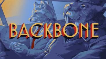 В Steam состоялся релиз детективной RPG - Backbone