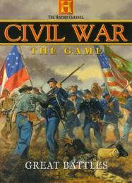 Обложка игры The History Channel: Civil War - Great Battles