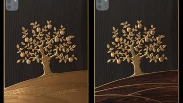В России представлены уникальные Apple iPhone 12 Pro и iPad Pro с цитатами Тима Кука и Стива Джобса на панелях