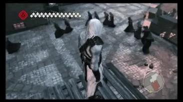 "Assassin's Creed 2 ""Веселый баг с монахами"""