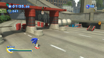 """Sonic Generations """"Unleashed Project 1.0 Released"""""""