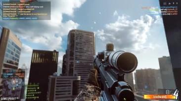 Battlefield 4 Рандомные моменты #97