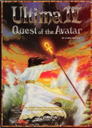Обложка игры Ultima 4: Quest of the Avatar
