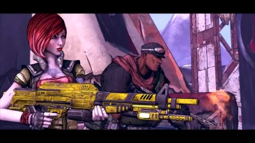 Borderlands: Game of the Year Edition - Трейлер PAX 2019 на русском - VHSник