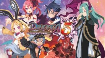 Disgaea 5 Complete стала доступна для предзаказа на PC в Steam