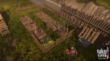 Новое обновление принесло Wild Terra 2: New Lands 25 пассивных и активных способностей для мирных навыков