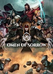 Обложка игры Omen of Sorrow
